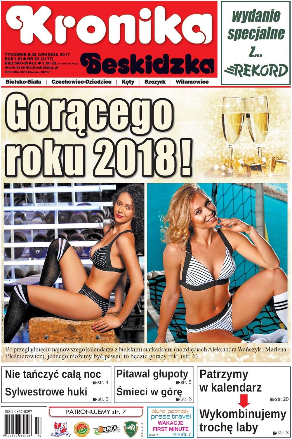 Kronika Beskidzka - tygodnik - prenumerata kwartalna już od 3,90 zł